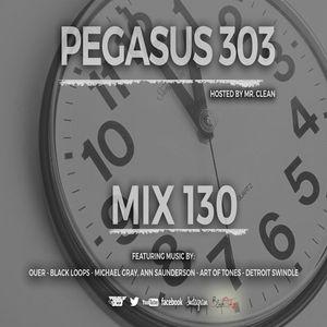 Pegasus 303 Mix 130 - Tech House/ Techno