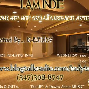 I AM INDI TODAYS GUEST LENNY WILLIAMS