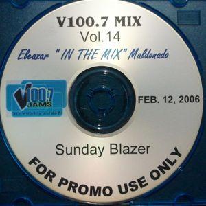 DJ ELEAZAR - SUNDAY BLAZA MIX #14