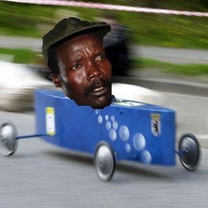 Tattered - Kony's Seifenkistenrennen