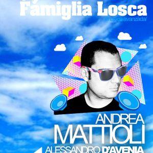 Andrea Mattioli @ Famiglia Losca c.o JAM [Torino - Italy 09.06.2012]