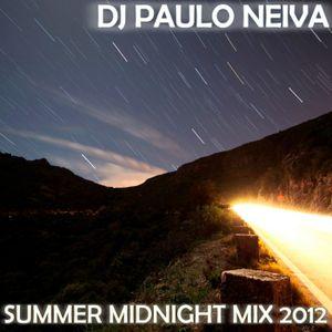 DJ Paulo Neiva - Summer Midnight Mix 2012