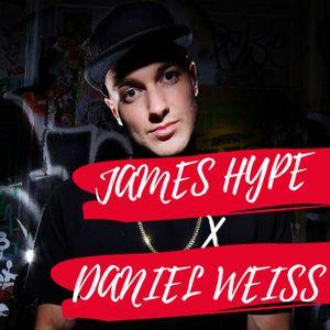 JAMES HYPE x DANIEL WEISS