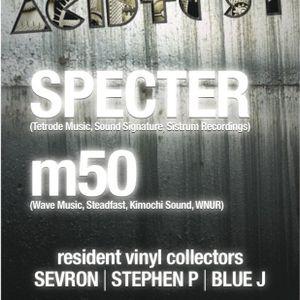 m50 @ Acid Test, Smartbar 2012.10.24