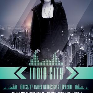 Indie City With Suzy P. - July 29 2020 www.fantasyradio.stream