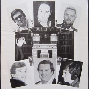 CHRIS HILL LIVE AT CAISTER No3 FRIDAY 18th APRIL 1980