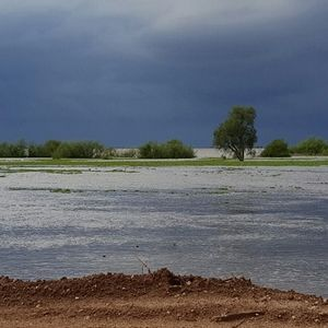 2016-04-29│Columna sobre Modelo Extractivo: El Informe del INTA sobre las inundaciones│Darío Aranda