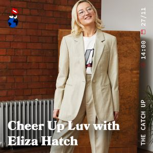 The Catch Up with Cheer Up Luv - 27.11.19 - FOUNDATION FM