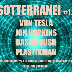 Sotterranei #1.0 - 6 / 2 / 2014