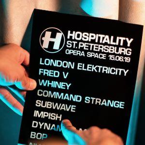 Impish - Hospitality 2019 Promo Mix