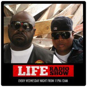 GIFTEDDAFLAMETHROWA&0075THWARDBOYZ LIVE INTERVIEW ON LIFE RADIO!