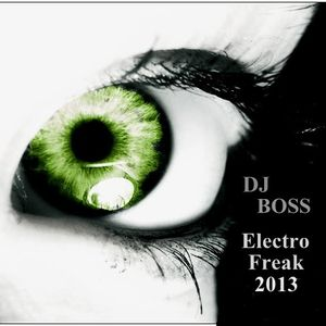 DJ BOSS Electro Freak