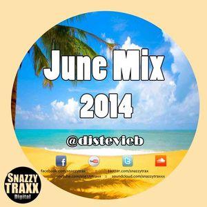 @djstevieb - June 2014 Mix