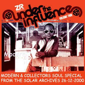 Paul Phillips Modern and Collectors Soul Special on Solar Radio first broadcast 26th December 2000