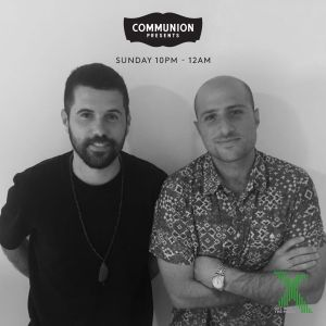 Communion Presents on Radio X (9th July)