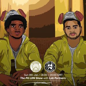 The Pit LDN w/ Lab Partners - 8th January 2017