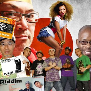 Reggae in Japan and Mighty Crown