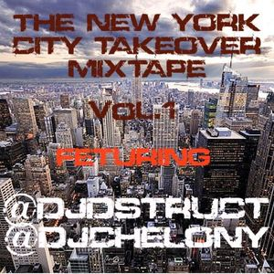 NEW YORK CITY TAKEOVER MIXPATE 2014 @DjDstruct & @DjCheloNY
