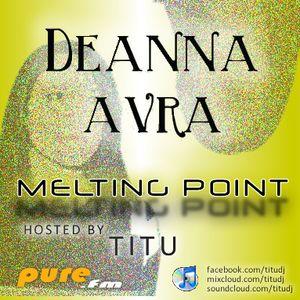 Deanna Avra -  Melting Point 054 [November 2011]