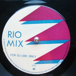 1987 Rio Mix Side B (Promo Disc for DJ only)