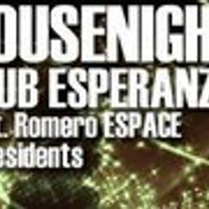 In Memory  - Club Esperanza - Electro House aus den Jahren 2005 - 2008 Remix by me Resident DJ