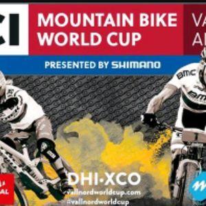 Sesion Copa del mon de BTT UCI Vallnord