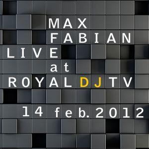 Max Fabian Live at RDTV 14.02.12