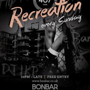 RECREATION - Sundays @ Bonbar