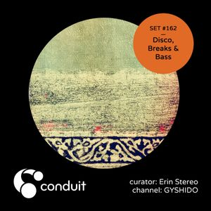 Conduit Set #162 | Disco, Breaks & Bass (curated by Erin Stereo) [GYSHIDO]
