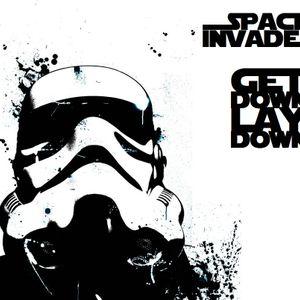SpaceInvaders - Get Down, Lay Down.