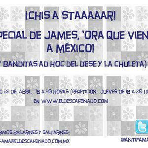 Antifama Especial de James