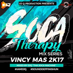 GROOVY SOCA THERAPY (VINCY MAS 2017)