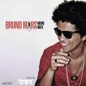 Bruno Mars: Mini Mix - Mixed By Dj Trey (2017)