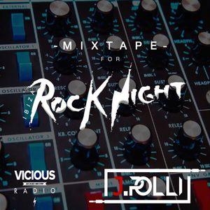 Mixtape for Rock Night Radio