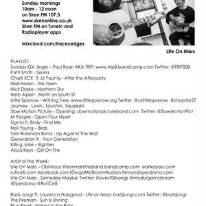 Tracey Edges - Sunday Girl (no.167) 22/1/17