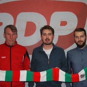 Sportowe Abecadło #1 - Juliusz Kruszankin, Paweł Wojtaś - KRDP FM