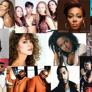 90's & 2000's R&B Throwback Mixtape
