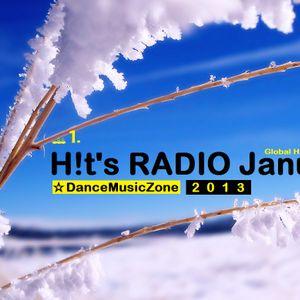 H!t's RADIO January 2013 [ ☆DanceMusicZone ]