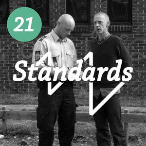 Standards Radio 21 - Karsten Pflum
