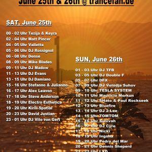 2-Lee @ Summer begins 2011 @ trancefan.de - 2011-06-26