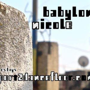 Babylon + my surprise guest _ by Nicole