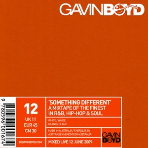 Something Different: A Mixtape Of The Finest In R&B, Hip-Hop & Soul (2009)