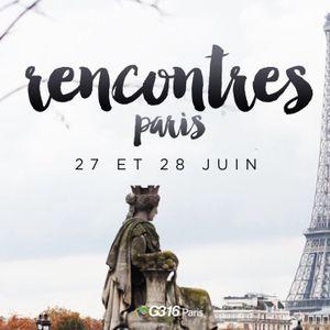 Rencontres Paris - Jour 1 - 27-06-2015 - Alain