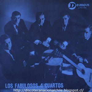 Los Cuatro Cuartos: Los fabulosos Cuatro Cuartos. LPD- 011 ...