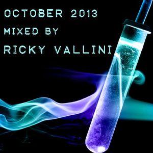 October '13 mixed by Ricky Vallini