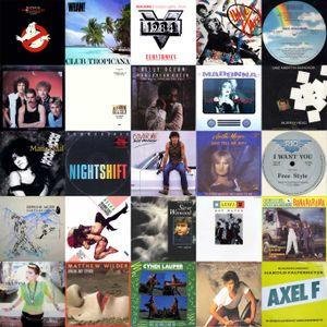 """12"""" Hit Mix 1980-1984 - Part 2"""