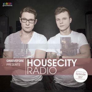 Groovefore - Housecity Radio #007