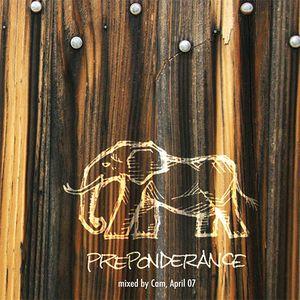 Preponderance