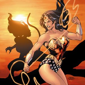 Wonder Woman Mix