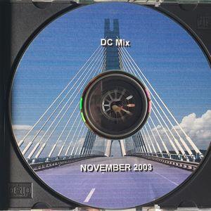 DCM010: Nov 2003 mix